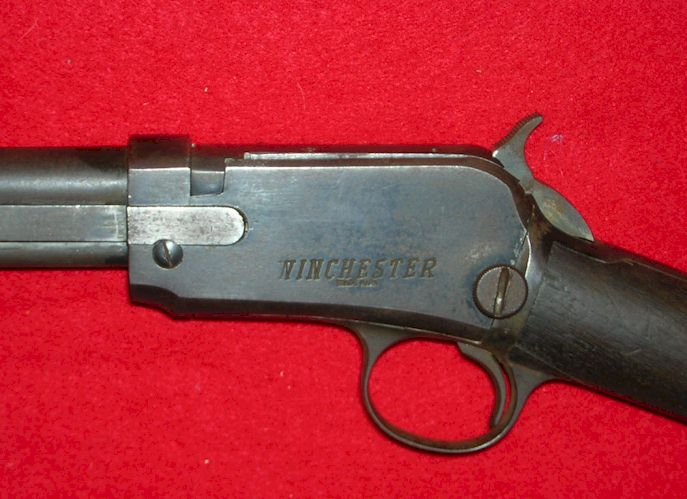 winchester model 62a serial number